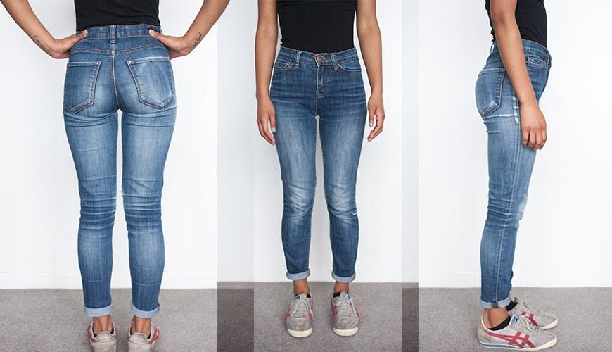 Porter un jean : ce qu'il faut éviter