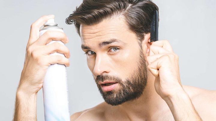 Quel produit coiffant pour homme ?